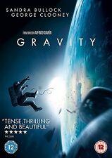 "GRAVITY - SANDRA BULLOCK GEORGE CLOONEY WARNER BROTHERS ""Tense & thrilling"" **"