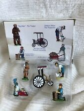 Liberty Falls Pewter Collection Accessory Set Ah136 People, Automobile New - M