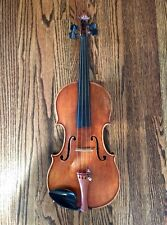 19th Century Antique German Stradivarius Violin