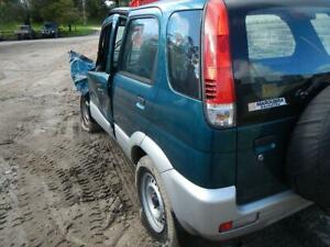DAIHATSU TERIOS LEFT TAILLIGHT RED/CLEAR, J102, 10/2000-07/2005, 102945 Kms