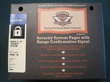NOS 91665-03 HARLEY-DAVIDSON SECURITY SYSTEM PAGER
