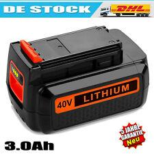 40V 3,0Ah LBXR36 Für Black+Decker Li-Ion Ersatzakku 36V BL20362 LBX2040 LHT2436