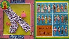 Para Peggy de Plasty 5745 de 1974 real-vintage Clone petra Peggy Doll Airfix
