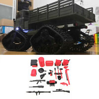 DIY RC Car Parts Tow Shackle Hook Box Oil Tank Net For 1/16 WPL B14 B16 C24 C34