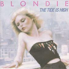 """BLONDIE  The Tide Is High / Susie And Jeffrey 7"""" Single Chrysalis"""