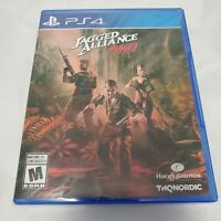 Jagged Alliance: Rage! PS4 (Sony PlayStation 4, 2018) Brand New - Region Free