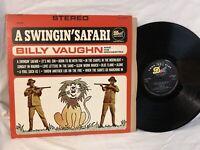 "Billy Vaughn And His Orchestra / A swingin' Safari / Dot Records 12""LP"