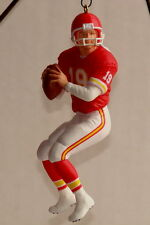 "JOE MONTANA Kansas City Chiefs QB 1995 Hallmark Keepsake Ornament  ""FB Legends"""