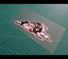 valentino Rossi 46 dog Reflective MotoGP Decal #06