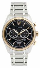 Citizen Mens Eco-drive Super Titanium Watch