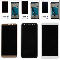 """5.9"""" LCD Display Touch Screen Digitizer Assembly w/Frame For Huawei Mate 10 Lite"""