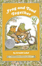 Frog and Toad Together (I Can Read Level 2) - Paperback By Lobel, Arnold - Good