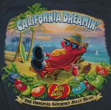 SMALL Jelly Belly Gourmet Jelly Beans California Dreamin T-shirt