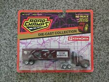 VINTAGE ROAD CHAMPS HERSHEYS CHOCOLATE KISSES KENWORTH TRUCK IN BLISTER MIP MOC