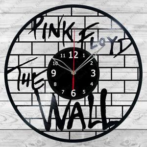 Vinyl Clock  Pink Floyd The Vinyl Record Wall Clock Home Decor Handmade 507i
