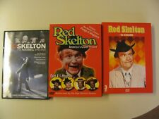 Lot of Red Skelton DVDs Clown Farewell in Color