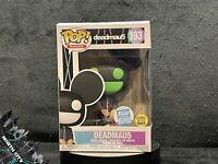 Funko Pop! #193 Deadmau5 GITD (Dead Mouse) Shop Limited w/ protector