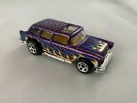 Hot Wheels - '55 Chevrolet Chevy Nomad - Diecast Collectible - 1:64 Scale