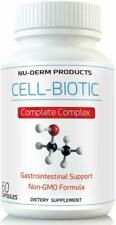 Cell-Biotic Stem Sell Supplements and Anti-Aging Breakthrough uses Advanced