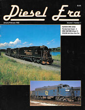 Diesel Era V3 N1 Florida East Coast Rio Grande SD50 EMD SW1000 Switcher CP GP38