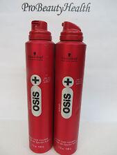 SCHWARZKOPF OSIS GRIP Mousse 7 oz 2 bottles