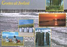 Alte Postkarte - Groeten uit Zeeland