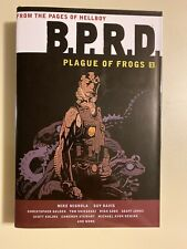 B.P.R.D Plague Of Frogs Vol. 1 Hardcover. Rare.