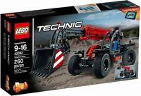 LEGO Technic Telehandler (42061) Building Kit 260 Pcs