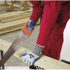 Mantenga Resistente A Corte Palma Látex SAFE PRO nivel 5 Látex Agarre Seguridad Guante 8/M