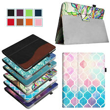 For Apple iPad 1st Generation 2010 (A1219/A1337) Folio Case Stand Cover Slim Fit