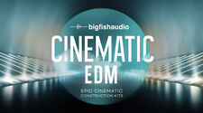 Big Fish Audio Cinematic Edm aif rex2 rmx wav