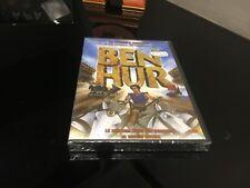BEN HUR DVD LA FILM ANIMATO CON LA VOZ CHARLTON HESTON