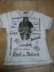 Mylene farmer tee shirt  smet avec etiquette
