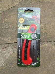 Darlac DP818 Mini Pocket Multi Purpose Pocket Saw - Garden