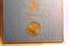 2 euro conmemorativa vaticano 2012 en originalfolder