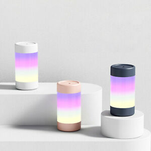 300ml Aroma Essential Oil Diffuser Humidifier Timer Settings Colorful Night