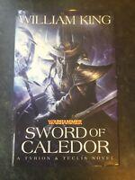 Sword of Caledor (Aenarion) Collectible Hardback First Edition Warhammer