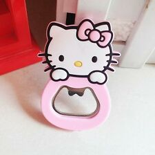 Cute Hello Kitty Beer Bottle Coke Juice Beverages Opener