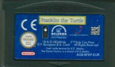 - Franklin the Turtle Game Boy Advance (SP, DS, DS Lite) - BUONO -
