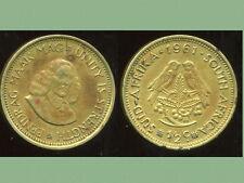 AFRIQUE DU SUD  1/2  cent   1961