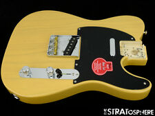 LOADED Fender Classic Baja 50s Telecaster Tele BODY Twisted Broadcaster Blonde