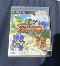 PS3 3D Dot Game Heroes PlayStation Used Works Atlus