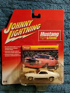 Johnny Lightning Mustang And Fords 1970 Ford Mustang Mach NIB! 2005