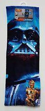 Disney Star Wars 2 Piece Bath Set Darth Vader Bath Towel/C-3Po Wash Cloth New