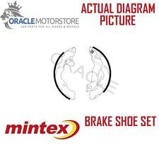 NEW MINTEX REAR BRAKE SHOE SET BRAKING SHOES GENUINE OE QUALITY MFR551