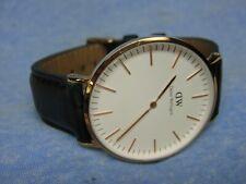 Men's DANIEL WELLINGTON Water Resistant Watch w/ New Battery