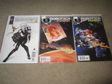 Robotech: Invasion #1-5 VF