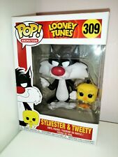 Looney Tunes Sylvester & Tweety Funko Pop! Vinyl Figure #309