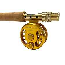 EatMyTackle Large-Arbor Saltwater Fly Fishing Rod & Reel Combo | 3/4, 5/6, & 7/8