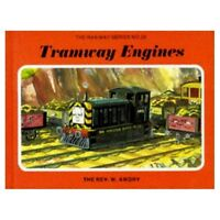 SIGNED The Railway Series No.26 Tramway Engines by Rev.W.Awdry New H/B